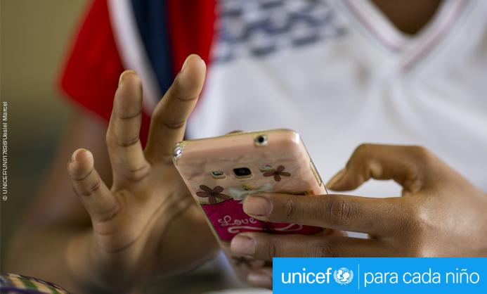 Imagen: UNICEF